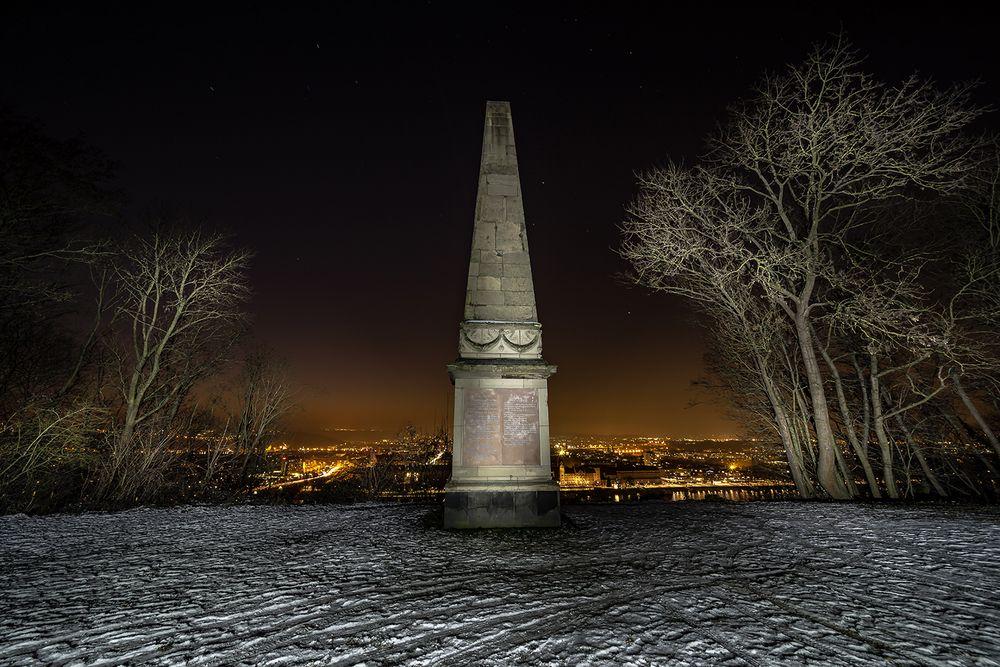 Denkmal für die Gefallenen des Feldzuges von 1866