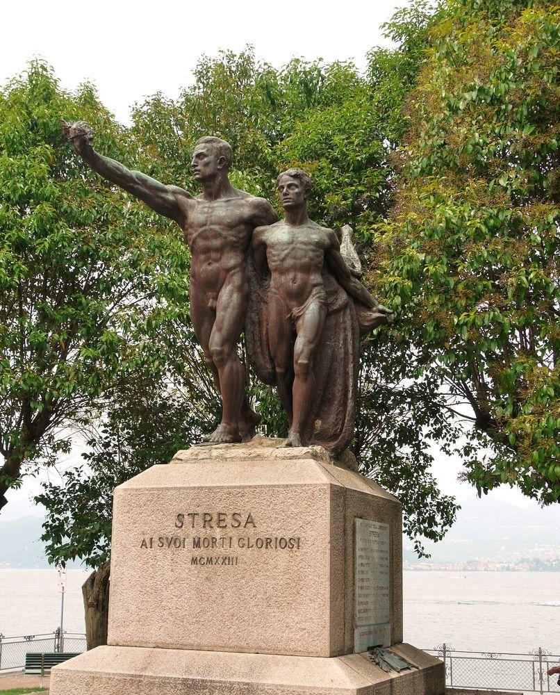Denkmal für die Kämpfer