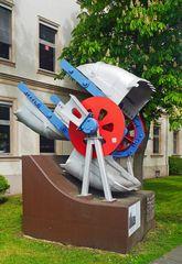 Denkmal für die Wiege des rheinischen Braunkohlebergbaus -