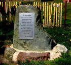 Denkmal für eine alte Eiche