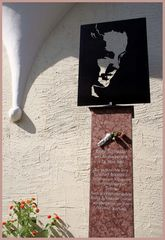 Denkmal für Romy Schneider