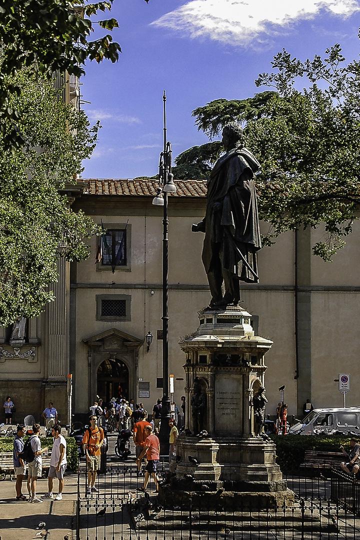 Denkmal Manfredo Fanti