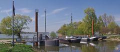 Denkmal Schiffsbrücke