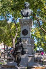 Denkmal von Eduardo Coelho