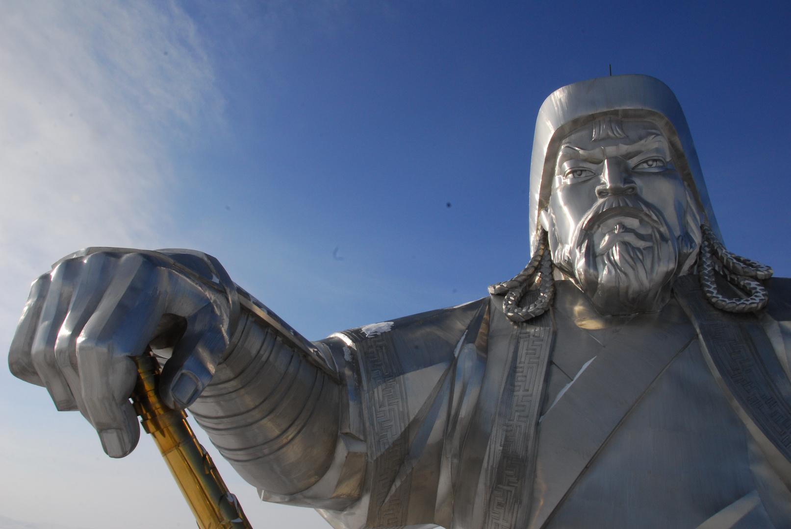 Denn wir sind Mongolen...