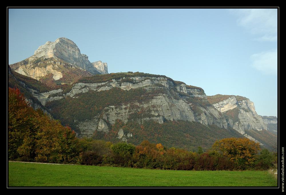 Dent de Crolles - Octobre 2008