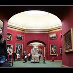 Dentro la National Gallery of Scotland
