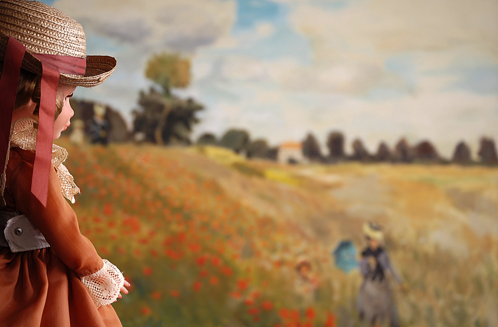 dentro Monet
