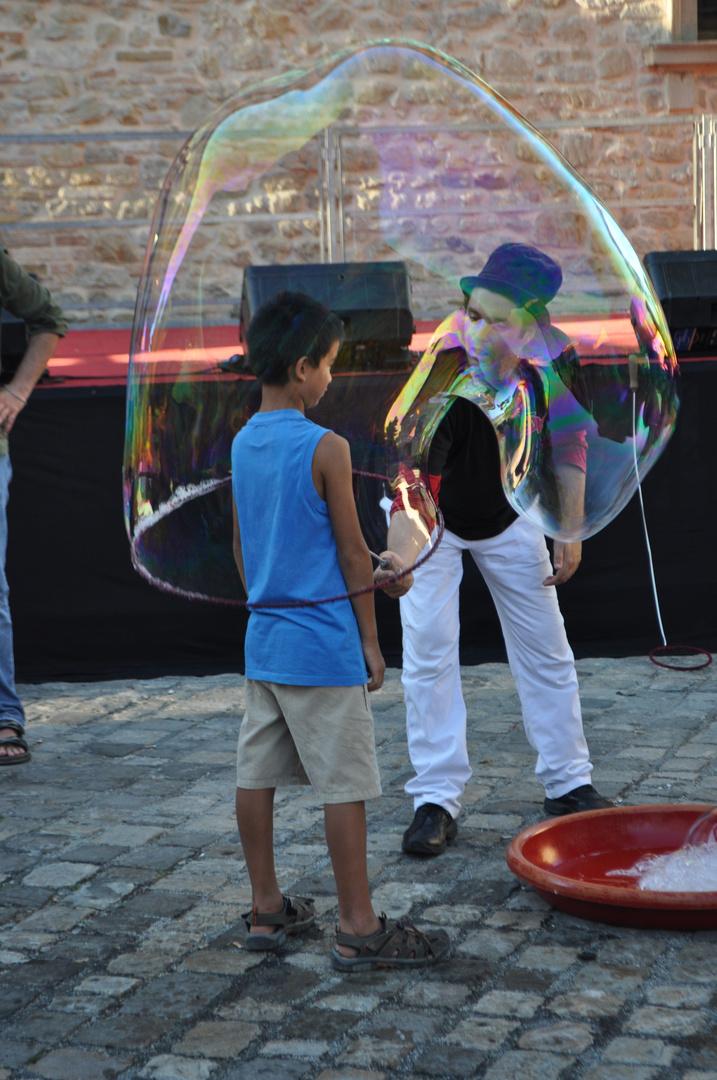 Dentro una bolla