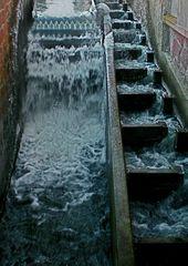Denzlingen: Glotterrad mit Fischtreppe an der Rocca