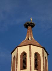 Denzlingen: Storchenturm