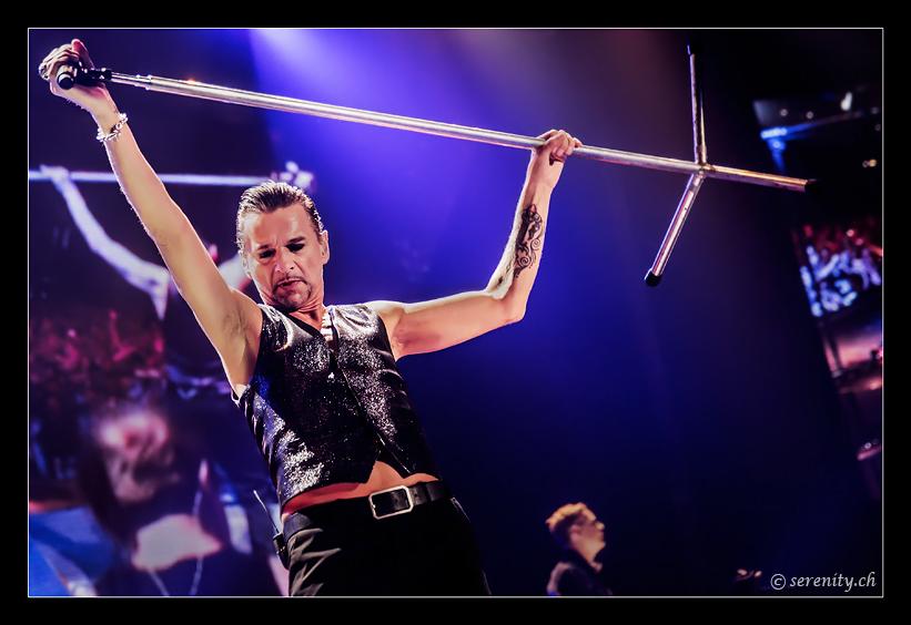 Depeche Mode II @ Hallenstadion, Zürich