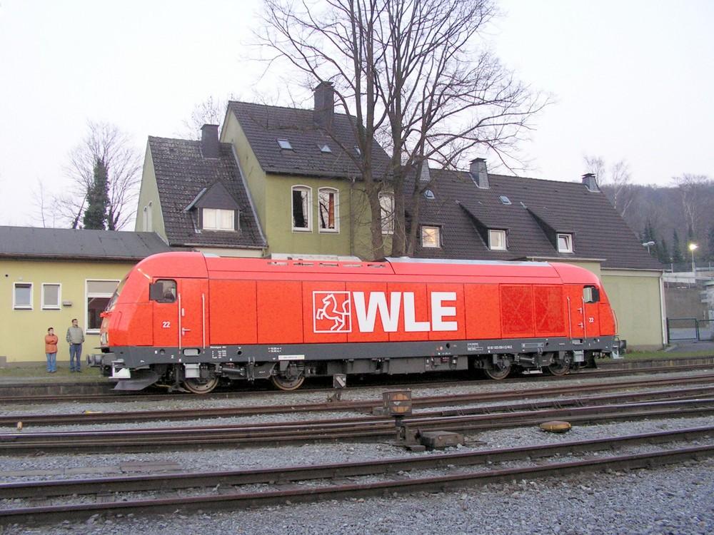 Der 1. Besuch in Warstein