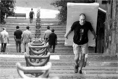 Der 374-Stufen-Mann