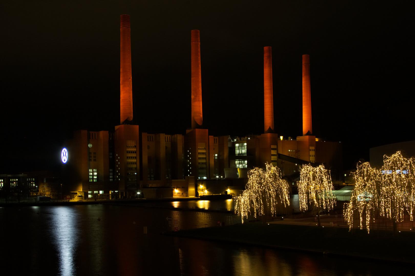 Der 4 Advent In Der Autostadt Wolfsburg Foto Bild