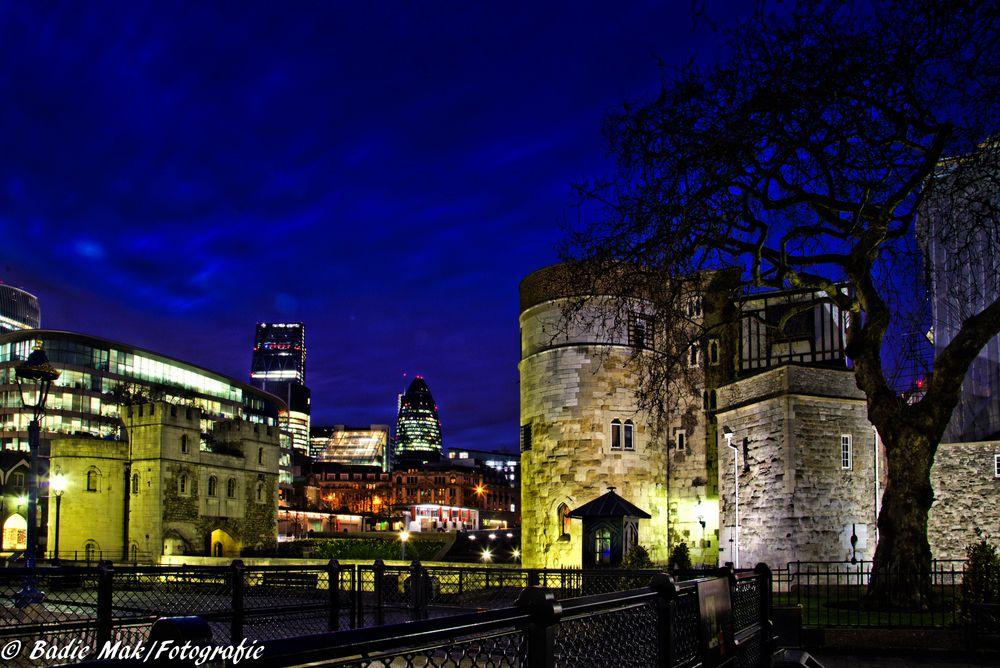Der Abend in London