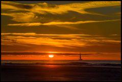 ...der Abendsonne entgegen...-