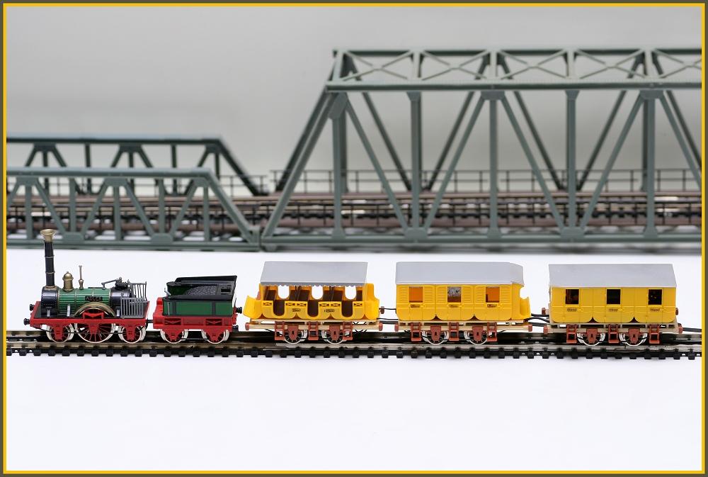Der Adler-Zug
