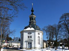 der älteste sakrale Rundbau Sachsens.....