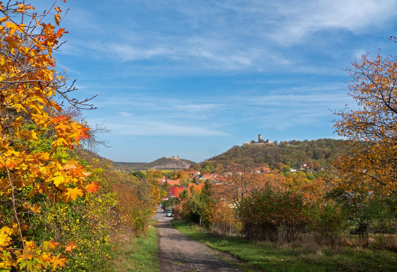 Der älteste urkundlich erwähnte Ort Thüringens...