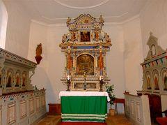 °°° Der Altar der wunderschönen Kirche °°°