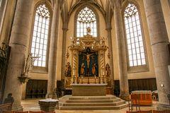 Der Altar im Daniel