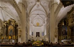 Der Altar in St. Andreas