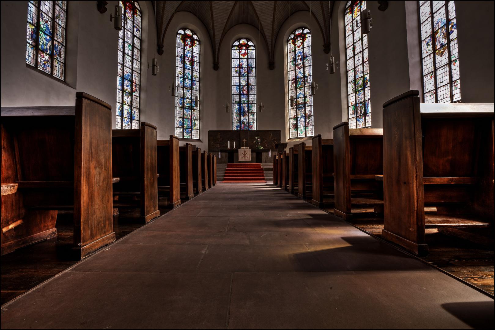 ~ Der Altargang ~