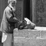 Der alte Afghane