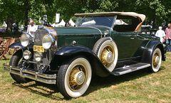 Der alte Buick