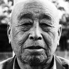 Der alte Chinese an der Straßenecke