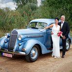Der alte Chrysler, mein Mann und ich