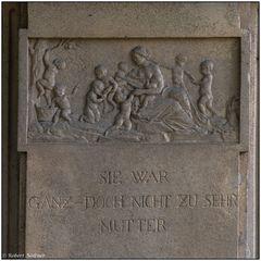 Der alte Friedhof in Freiburg 01