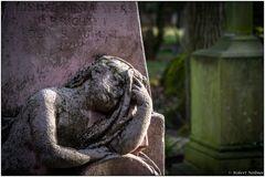 Der alte Friedhof in Freiburg 05