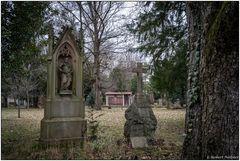 Der alte Friedhof in Freiburg 06