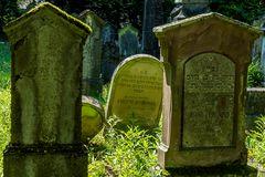 Der alte jüdische Friedhof 01