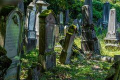 Der alte jüdische Friedhof 04