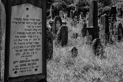 Der alte jüdische Friedhof 06