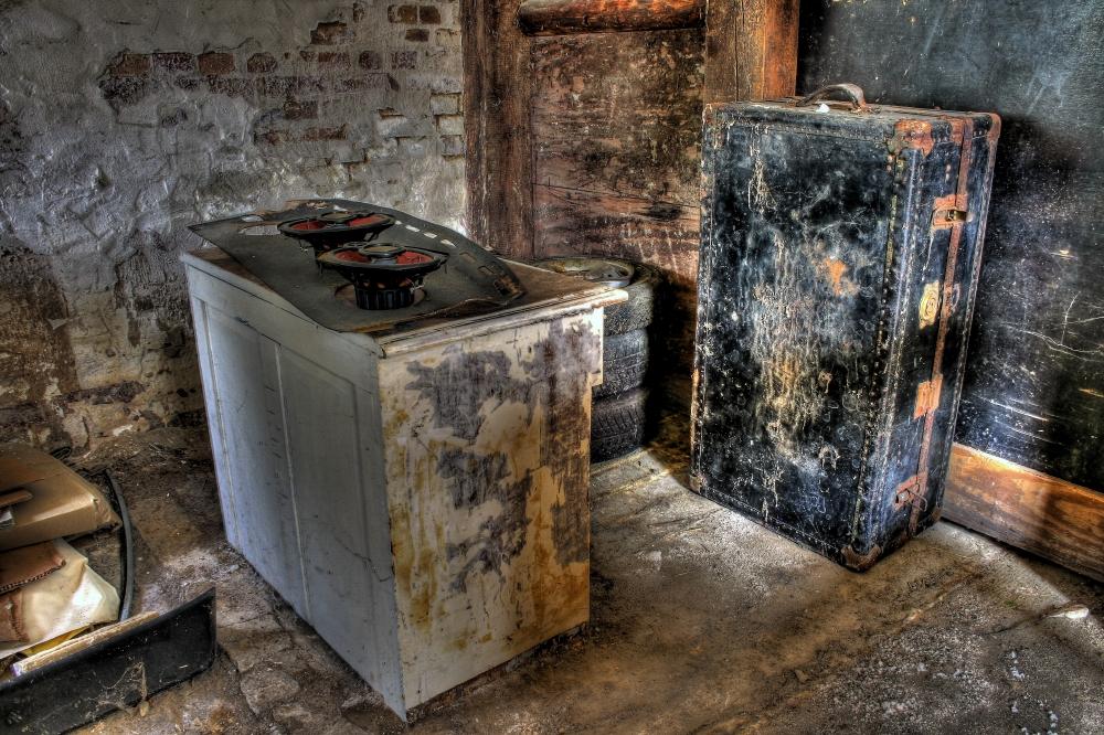 Der alte Koffer