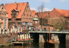 Der alte Lüneburger Hafen