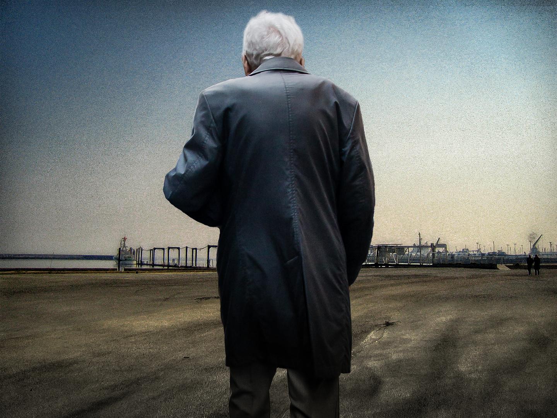 Der alte Mann ...