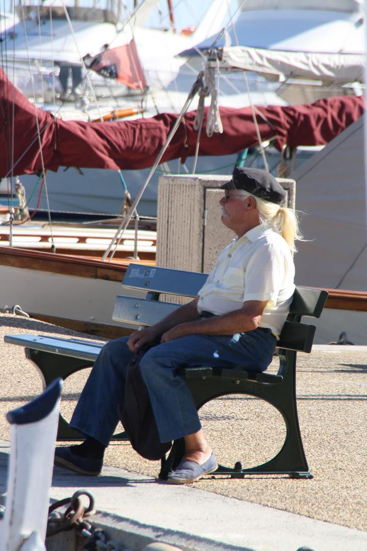 Der alte Mann und das ... Boot