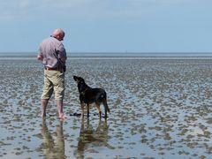 Der alte Mann und das Meer ....