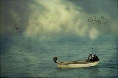 der alte Mann und das Meer....