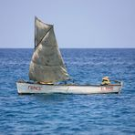 Der alte Mann und das Meer - Ich mach mal ein Nickerchen...