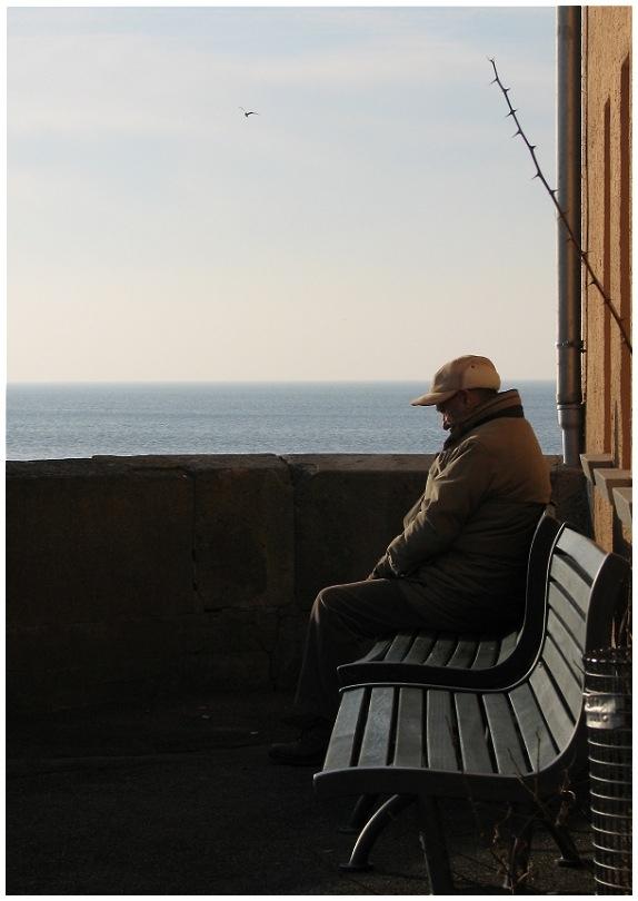 Der alte Mann und das (schwäbische) Meer