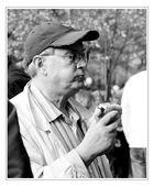 Der alte Mann und die Bratwurst