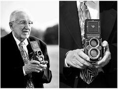 der alte mann und die rolleiflex
