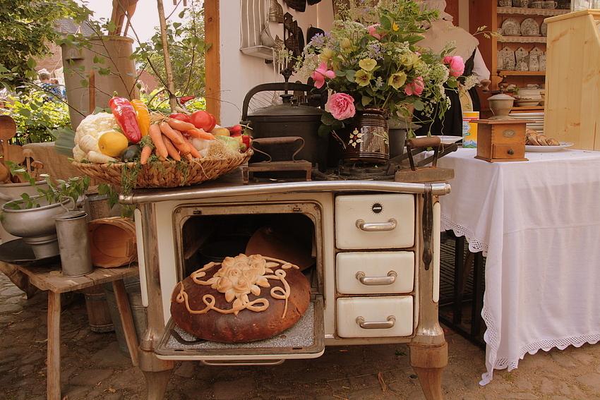 Der alte Ofen