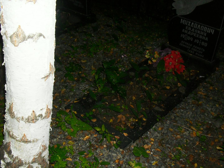 Der alte rußische Friedhof-2